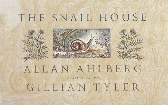 The Snail House Cover